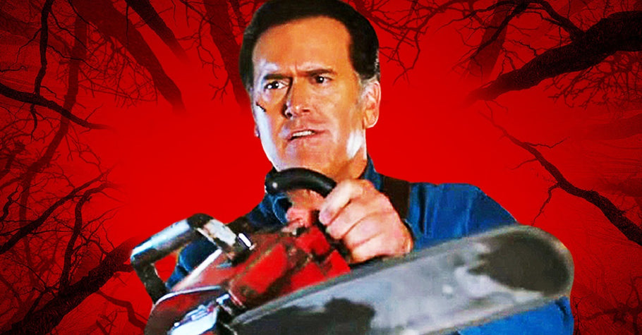 Ash Vs Evil Dead Seasons 1 and 2 Are Now Streaming on Netflix