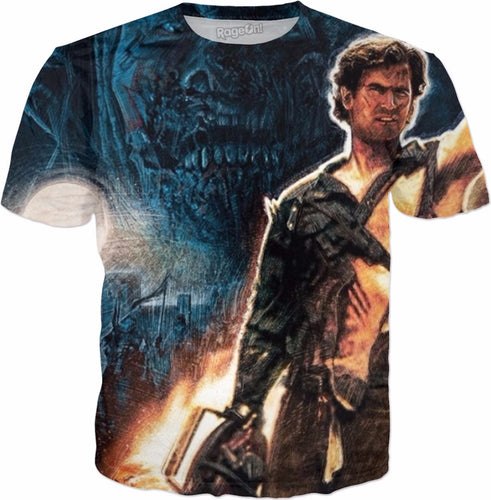 Army Of Darkness All Over Tee