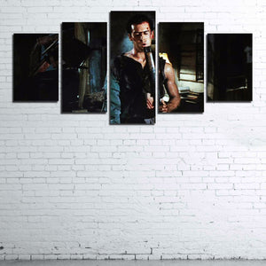 Shotgun 5 Piece Canvas Set
