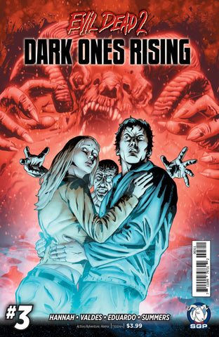 Evil Dead 2: Dark Ones Rising #3