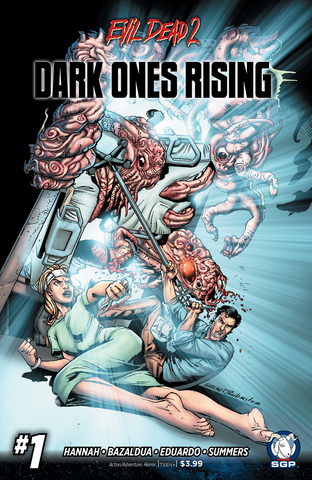 Evil Dead 2: Dark Ones Rising #1