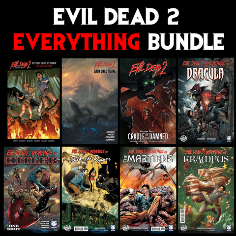 Evil Dead 2 EVERYTHING Bundle