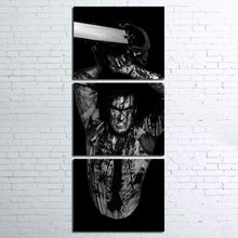 Evil Dead 3 Piece Canvas Set