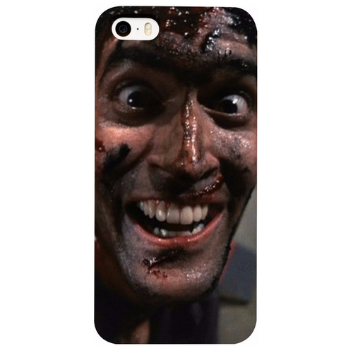 All Over Ash Phone Case
