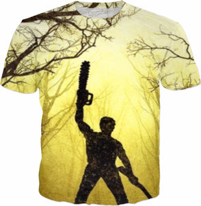 Ash vs Evil Dead All Over Tee