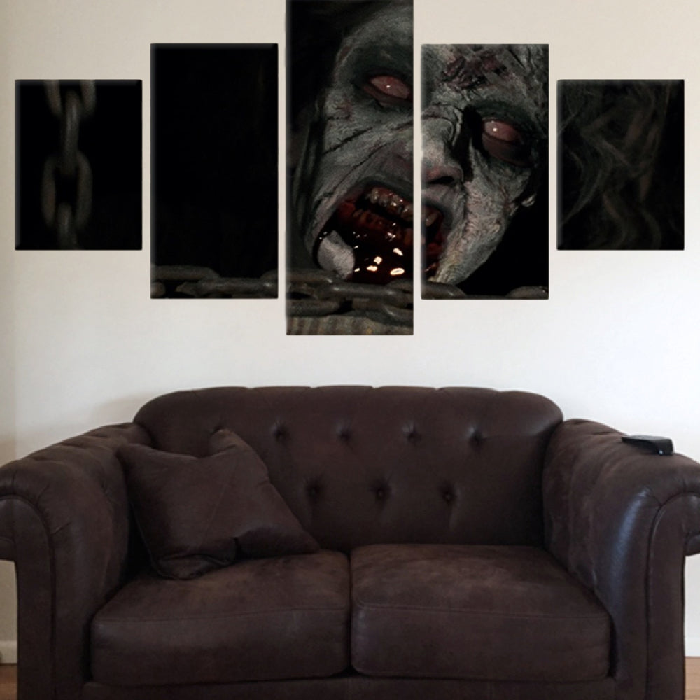 Canvas - Limited Edition Cheryl 5 Piece Canvas