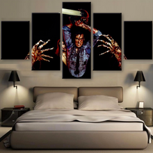 Limited Edition Chainsaw 5 Piece Canvas
