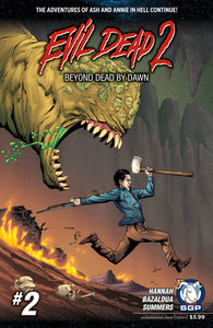 Comic Book - Evil Dead 2: Beyond Dead By Dawn #2