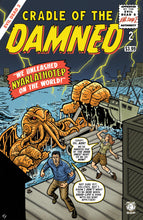 Comic Book - Evil Dead 2: Cradle Of The Damned #2
