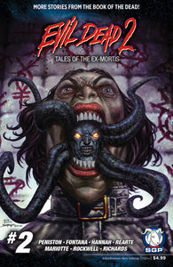 Comic Book - Evil Dead 2: Tales Of The Ex-Mortis #2
