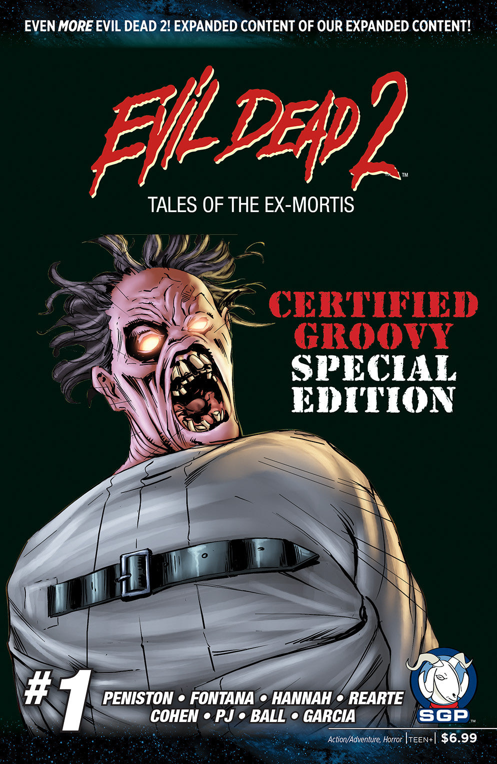 Comic Book - Evil Dead 2: Tales Of The Ex-Mortis SPECIAL EDITION #1
