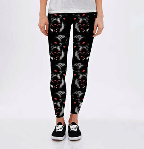 Leggings - Demon Cheryl Leggings