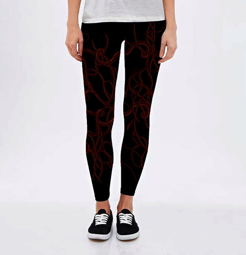Leggings - Tree Rape Leggings