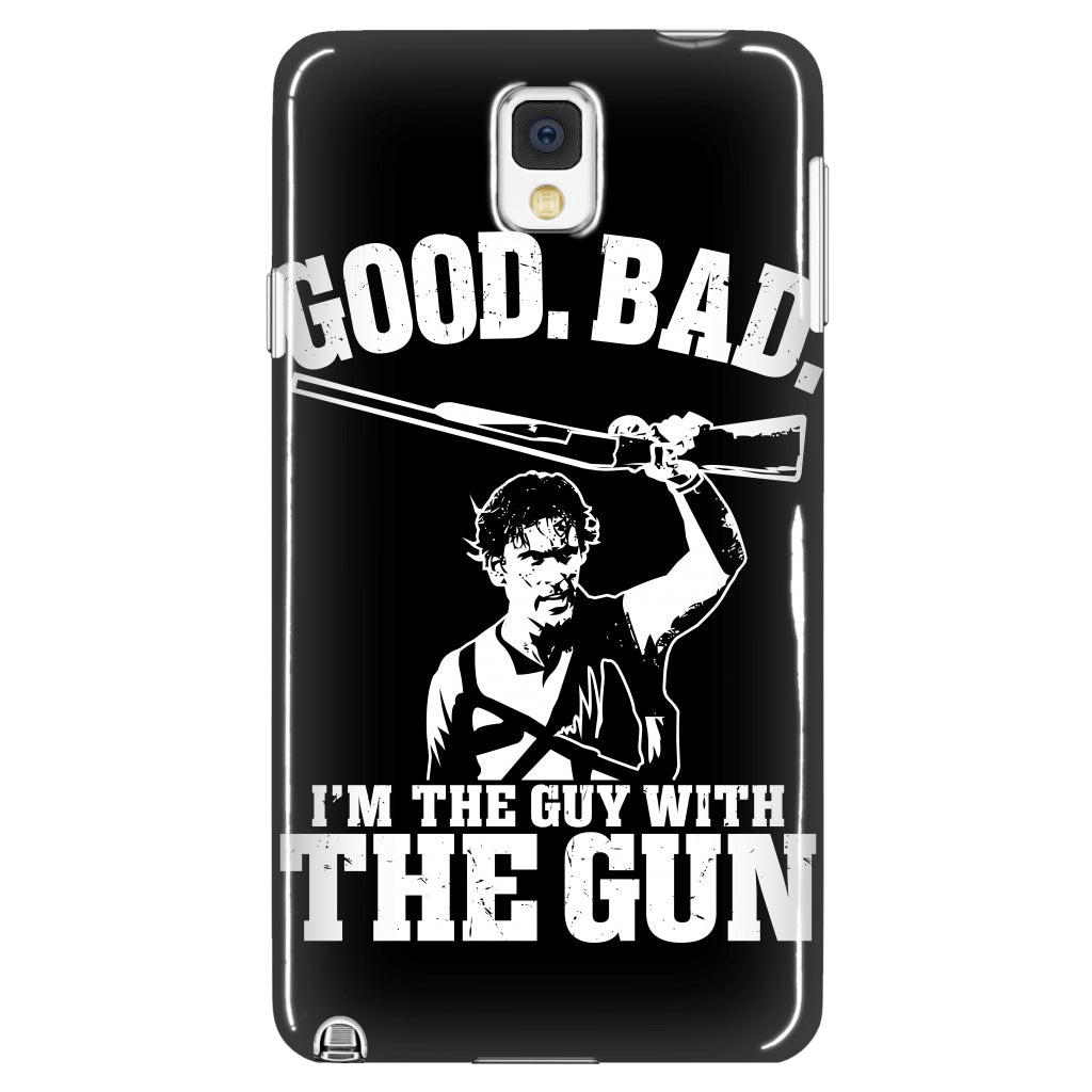 Phone Case - Guy With The Gun - Phone Case