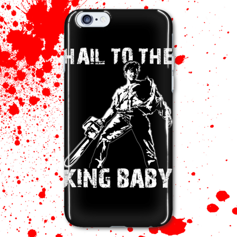 Phone Case - Hail To The King - Phone Case