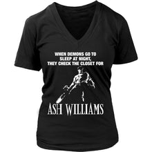 T-shirt - Ash Williams