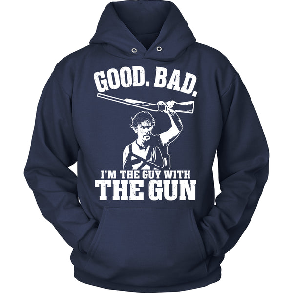 T-shirt - Guy With The Gun