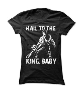 T-shirt - Hail To The King