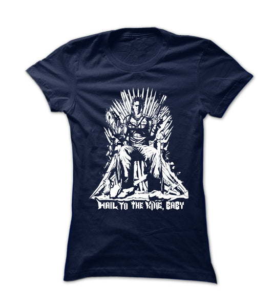 T-shirt - The REAL King