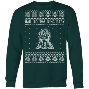 T-shirt - The REAL King - Christmas Edition