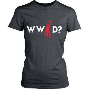 T-shirt - What Would Ash Do?