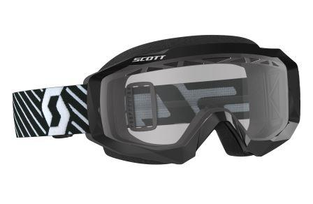 Scott Hustle Enduro Black White