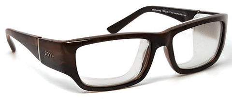 Ziena Nereus Dark Tortoise_Sharpview Clear