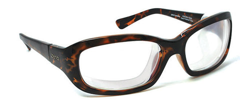 Ziena Verona Dark Tortoise_Sharpview Clear