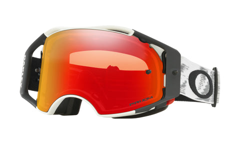 Oakley Airbrake Matte White Speed_Prizm MX Torch