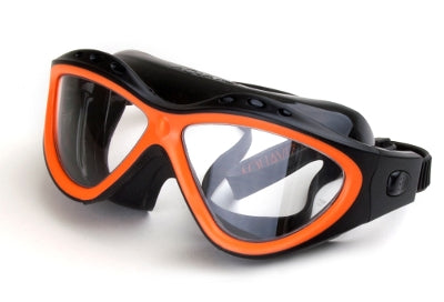AQUAVIZ PRO Swim Goggle_Black/Orange