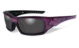 Wiley X Arrow Crystal Plum_Smoke Grey Lens