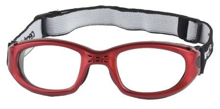 79da5ea434 Soft touch rubber backing. - Ventilated Air flow. - Lightweight Nylon. - Adjustable  Headband. - Available in Rx or Non-Rx lenses. Frames ...