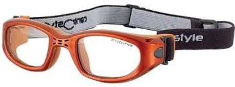 cac62ceb06 Centrostyle Orange  Centrostyle Sports Goggle - Orange Small Size Only.  Prescription Ball Sports Eyewear ...