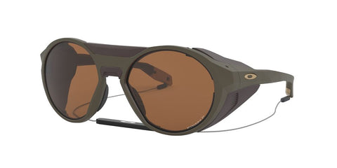 Oakley Clifden_Matte Olive Green_Prizm Tungsten Polarised