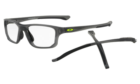 Oakley Crosslink Fit_Satin Grey Smoke