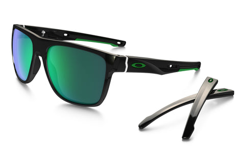 Oakley Crossrange XL_Polished Black_Jade Iridium