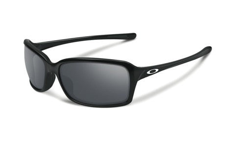 Oakley Dispute Polished Black_Black Iridium