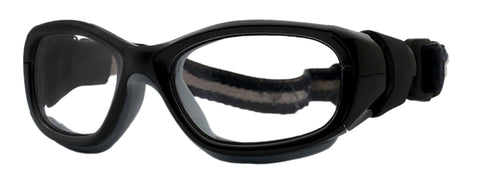 Liberty Sport Slam XL Goggle_Shiny Black Grey