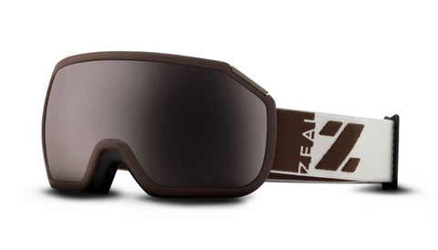 Zeal Fargo Coffee + Cream_Polarised Gunmetal