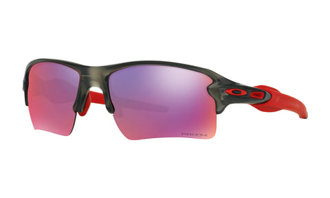 Oakley Flak 2.0 XL Matte Grey Smoke_Prizm Road