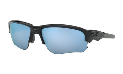 Oakley Flak Draft Polished Black_Deep H2O Polarised