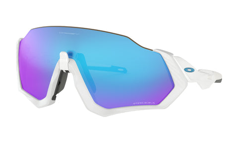 2e3ba493c3 Oakley Flight Jacket Matte Black Prizm Road  Oakley Flight Jacket Matte  White Prizm Sapphire ...