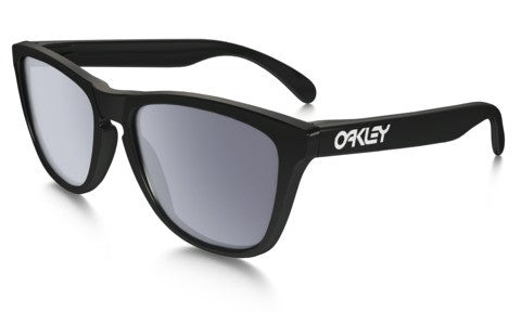 Oakley Frogskins Polished Black_Grey