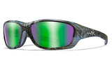 Wiley X Gravity_Kryptek Neptune_Captiavte Polarised Green Mirror