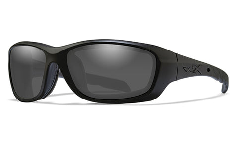 Wiley X Gravity_Matte Black_Grey Lens