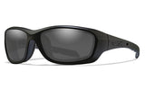 Wiley X Gravity_Matte Black_Captivate Polarised Grey