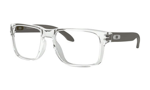 Oakley Holbrook Rx_Polished Clear