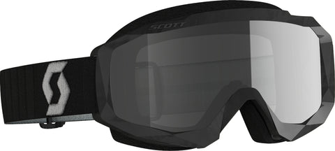 Scott Hustle MX Sand & Dust_Black/Grey