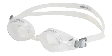 Leader Adult Goggle Clear