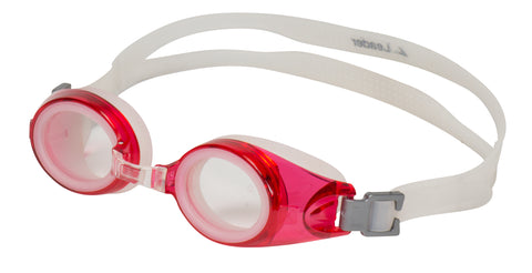 Leader Adult Swim Goggle Red